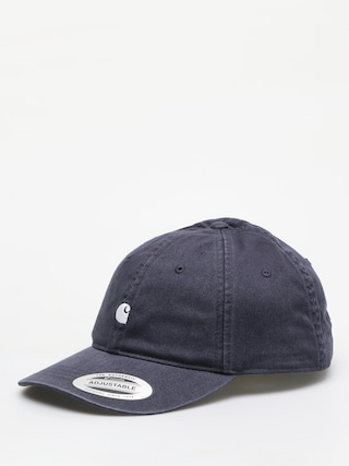 1f37c03e914 ... Carhartt WIP Madison Logo ZD Cap (dark navy white) ...