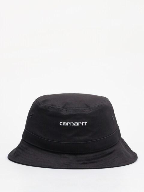 Carhartt WIP Script Hat (black/white)