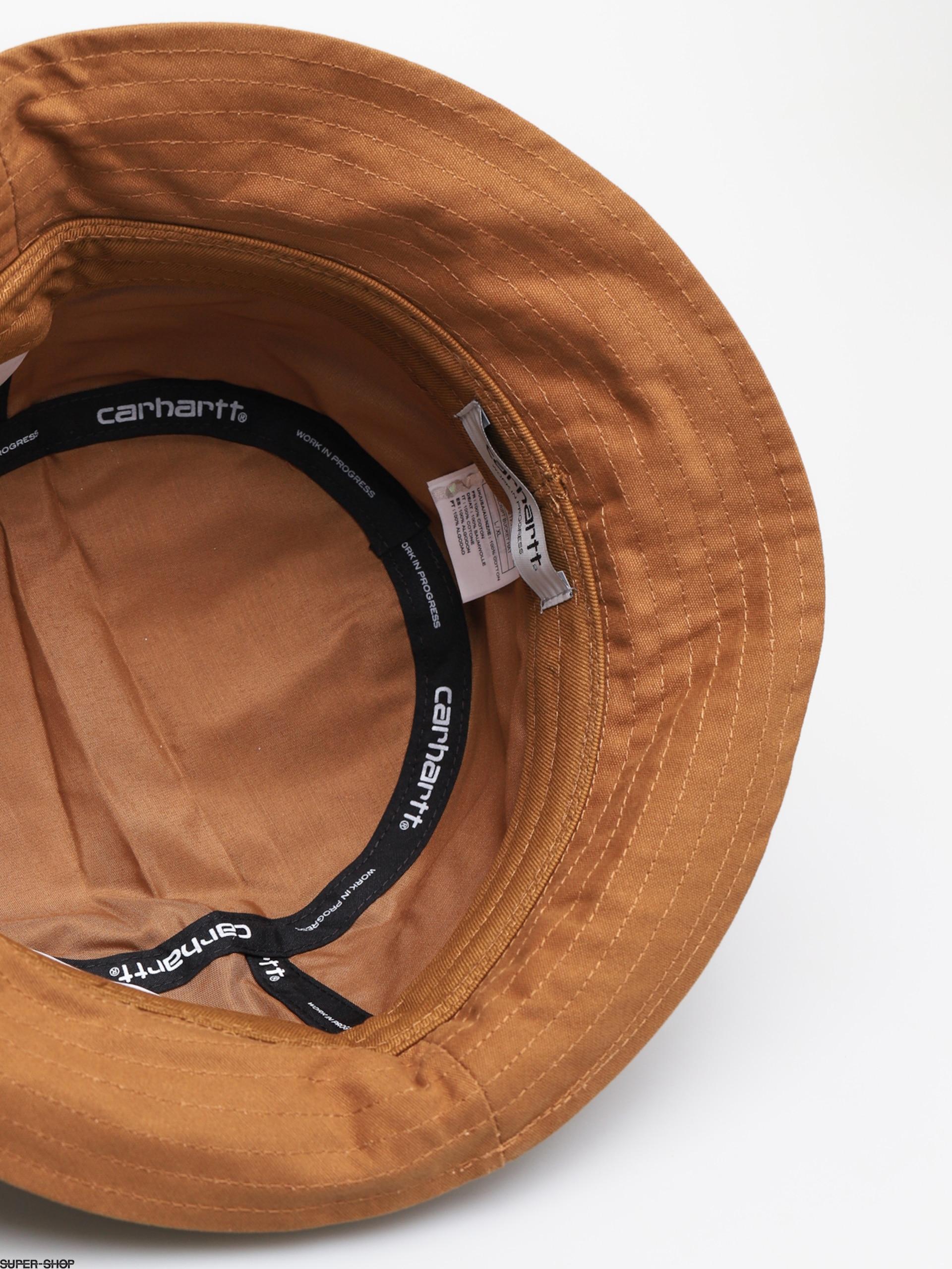 Carhartt WIP Script Hat (hamilton brown white) 2d06d05222b