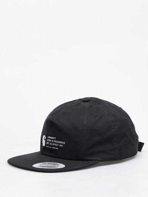 Carhartt WIP Coleman ZD Cap (black/white)