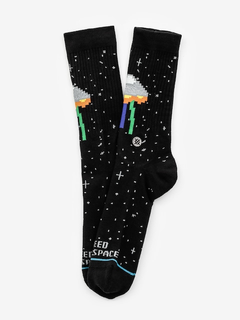 Stance I Need Some Space Socks (black)