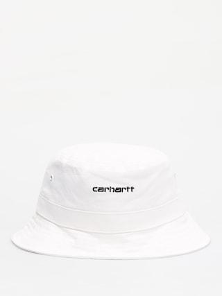 Carhartt WIP Script Hat (white/black)
