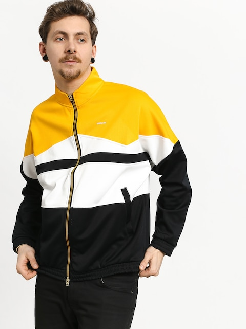 Supra Innen Stad Track Jacket (caution/bone/black)