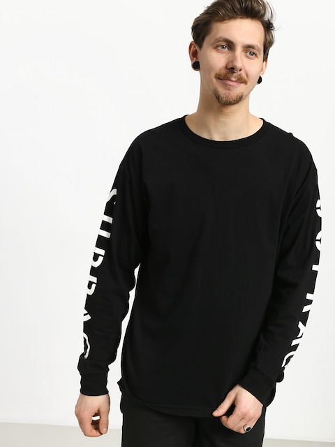 Supra All Caps Longsleeve (black)