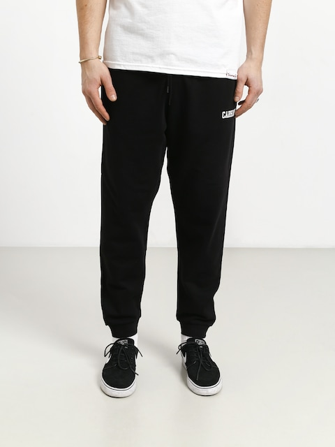 Carhartt WIP College Pants (black/white)