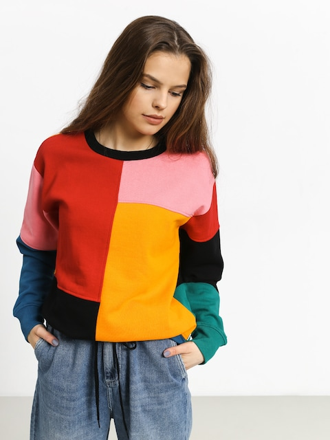Vans Patchy Sweatshirt Wmn