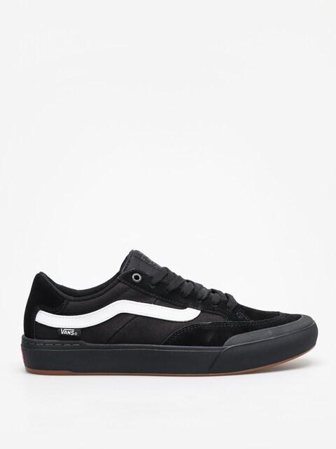 Vans Berle Pro Shoes (black/black/white)
