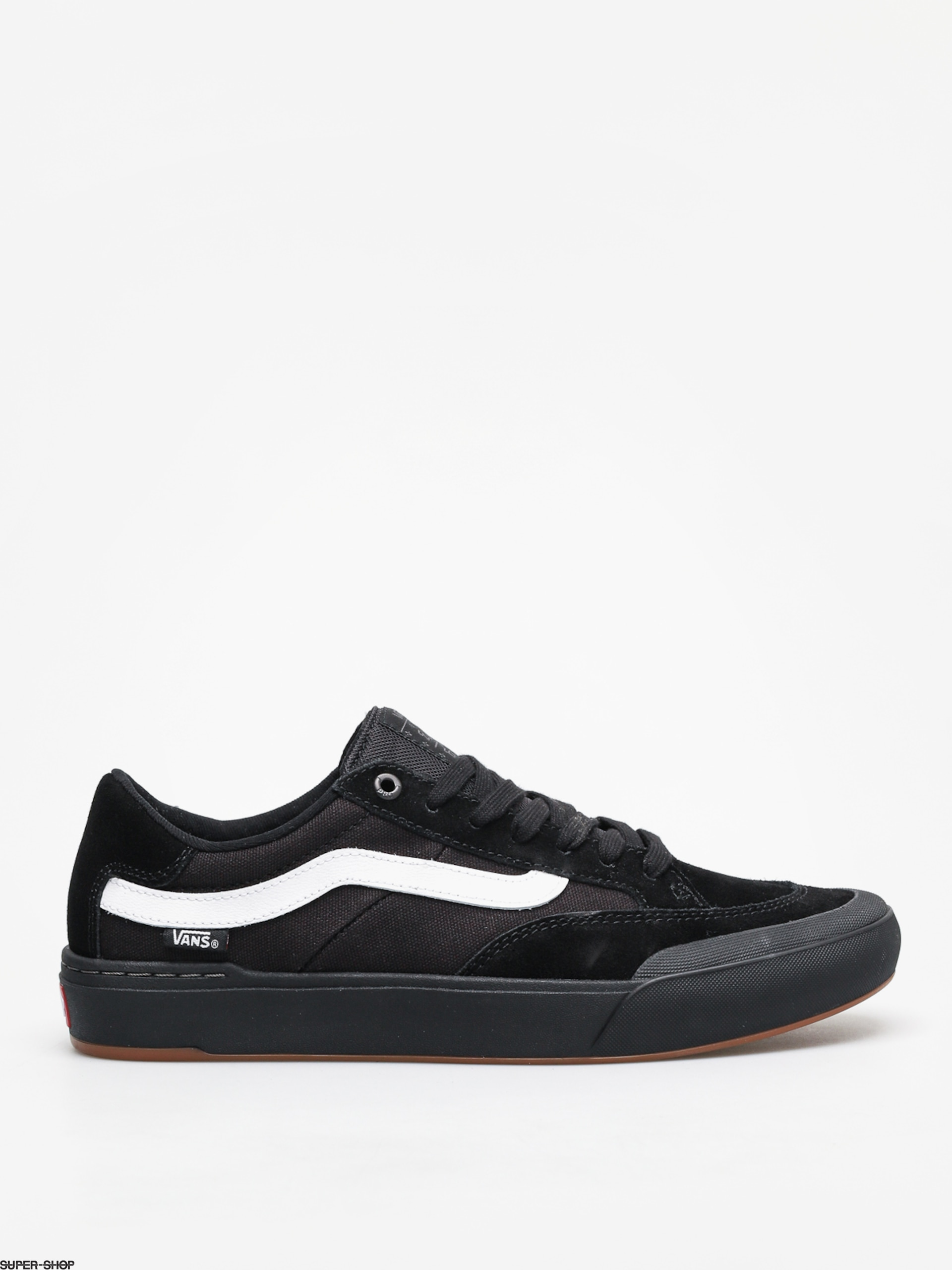 b128059bfb6ec5 Vans Berle Pro Shoes (black black white)