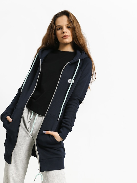 Femi Stories Naria ZHD Hoodie Wmn (nvy)