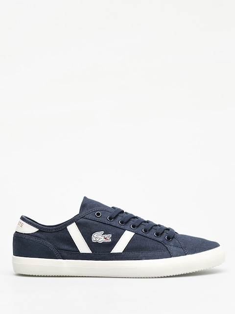 Lacoste Sideline 119 1 Shoes (navy/off white)