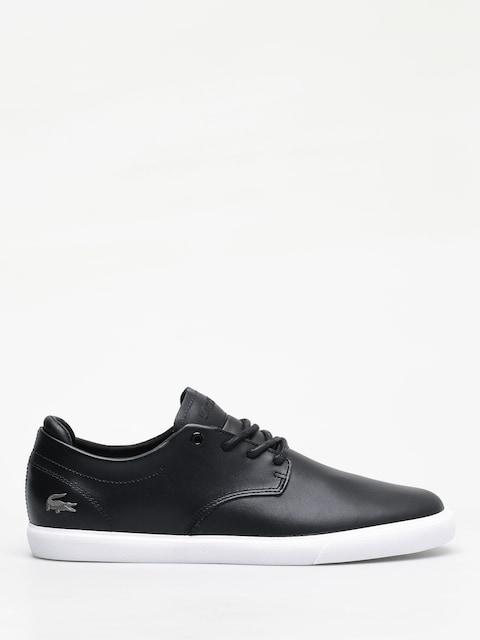Lacoste Esparre Bl 1 Shoes (black/white)