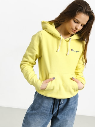 Champion Premium Reverse Weave Hooded Sweatshirt HD Hoodie Wmn (lml)