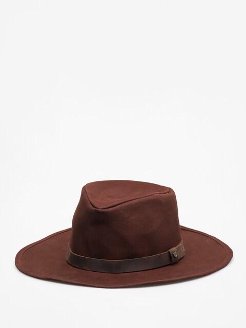 Brixton Thorpe II Fedora Hat (brown)