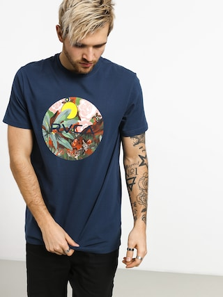 RVCA Motors Fill T-shirt (seattle blue)