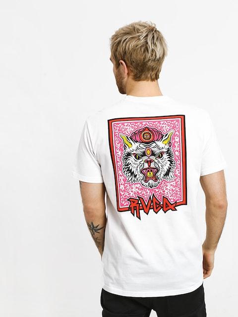 RVCA Monster Pack T-shirt (white)
