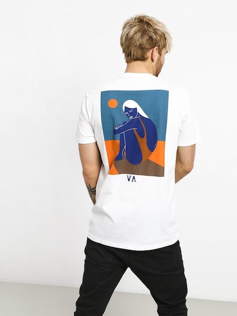 RVCA Intense Desert T-shirt (white)