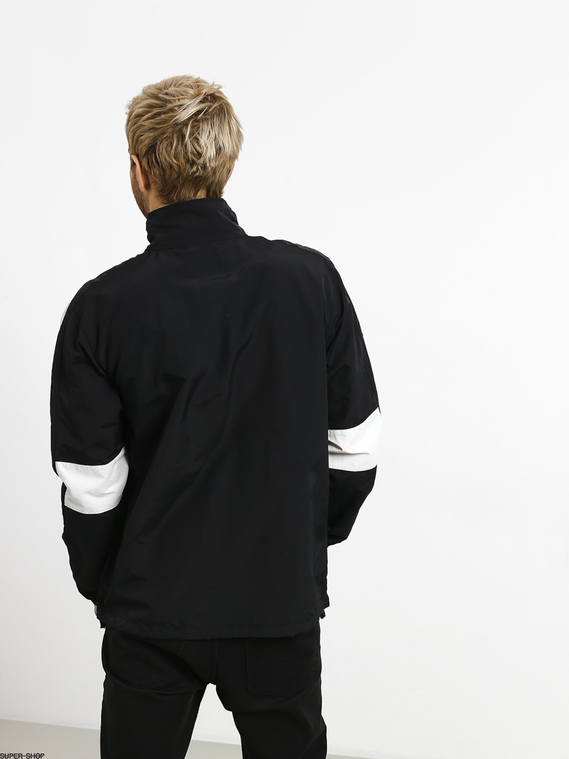 8f7c84ab39401 RVCA Control Track Jacket (black)
