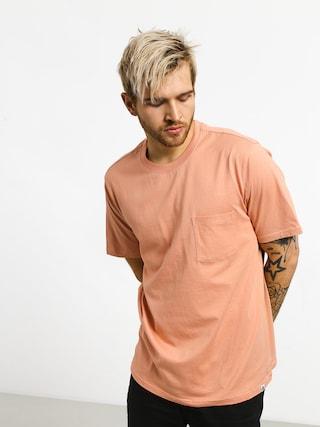 Element Basic Pocket Cr T-shirt (dusty peach)
