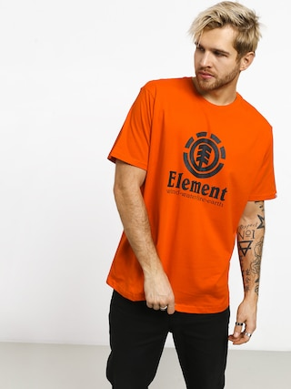 Element Vertical T-shirt (flame)