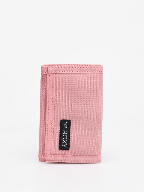 Roxy Small Beach Solid Wallet Wmn (brandied apricot)