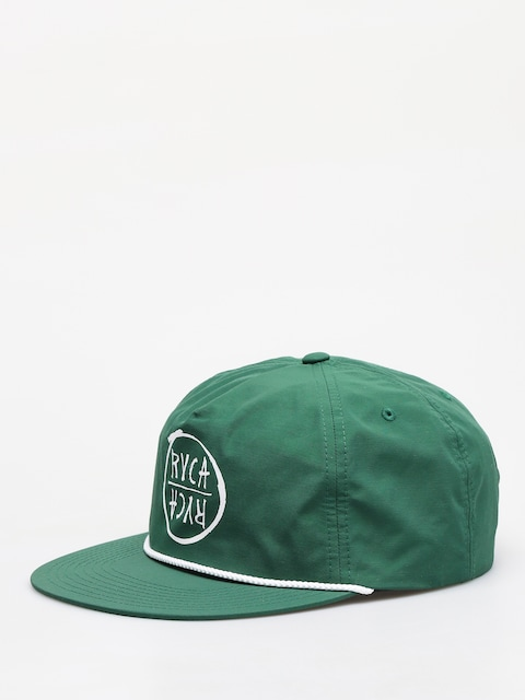 RVCA Graphic Pack Cap (green)