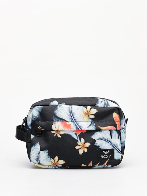 Roxy Beautifully Cosmetic bag Wmn (anthracite tropical)