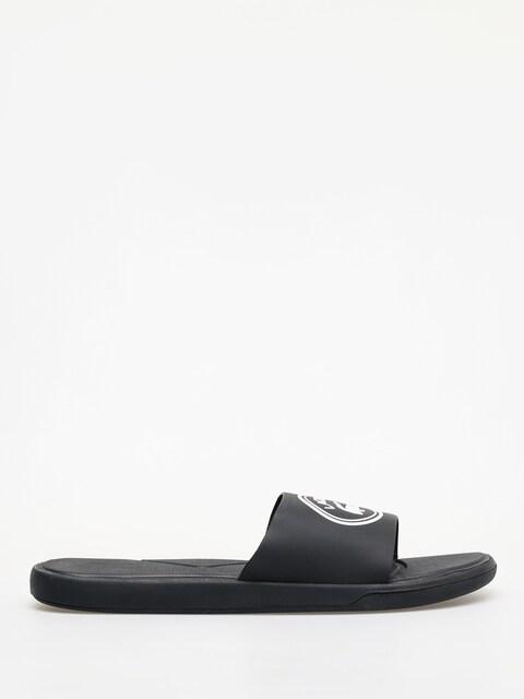Lacoste L.30 Slide 119 3 Flip-flops (black/white)