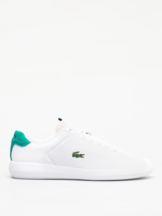 Lacoste Avance 119 1 Shoes (white/green)