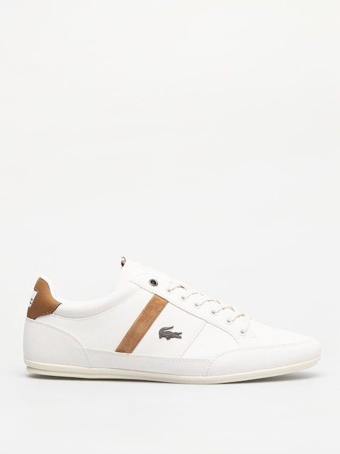 Lacoste Chaymon 119 5 Shoes (off white/light brown)