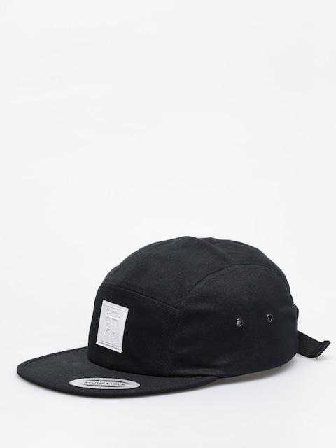 El Polako Leather ZD Cap (black)