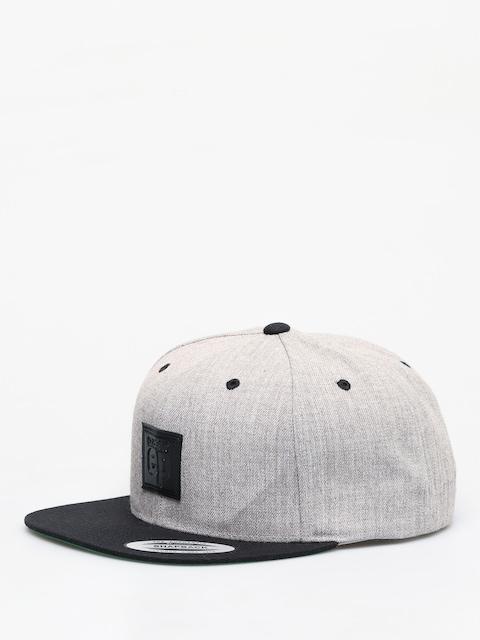 El Polako Leather ZD Cap (grey/black)