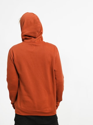 Element Vertical HD Hoodie (etruscan red)