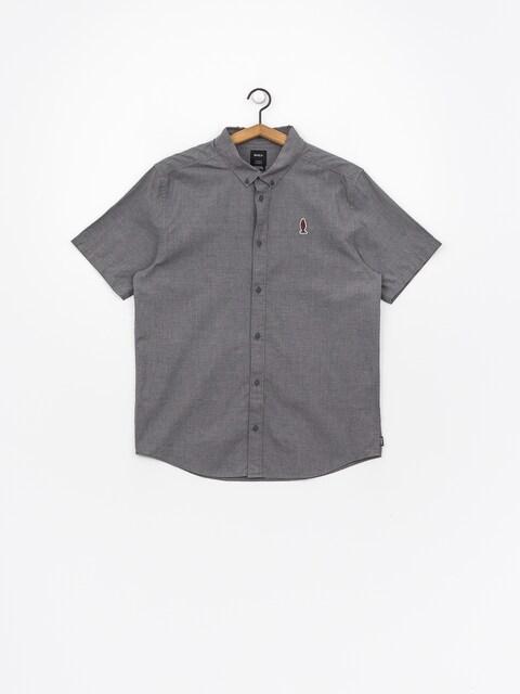 RVCA Anp Twist Shirt (black)