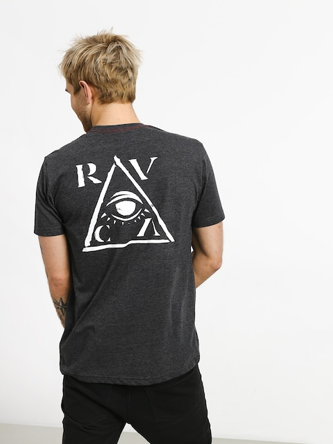 RVCA All Scene T-shirt (charcoal)