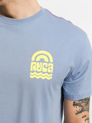 RVCA House Plant T-shirt (dusty blue)