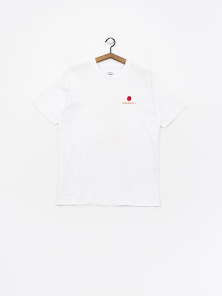 Turbokolor Lets Surf T-shirt (white)