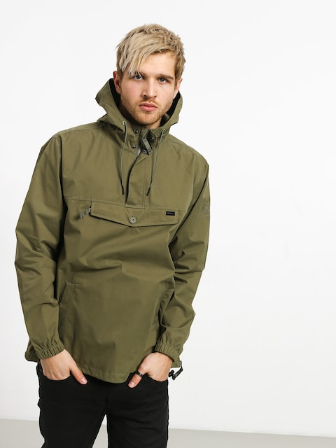 RVCA On Point Anorak Jacket (fatigue)