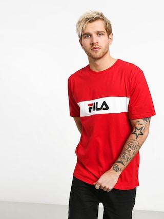 Fila Nolan T-shirt (true red/bright white)