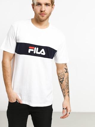 Fila Nolan T-shirt (bright white/black iris)