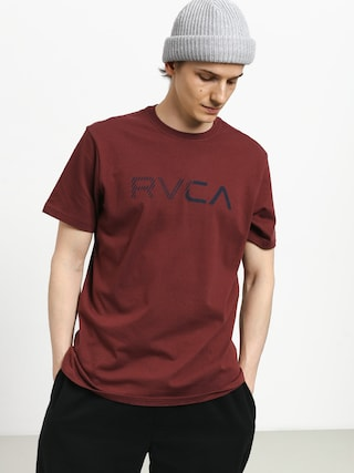 RVCA Blinded T-shirt (bordeaux)