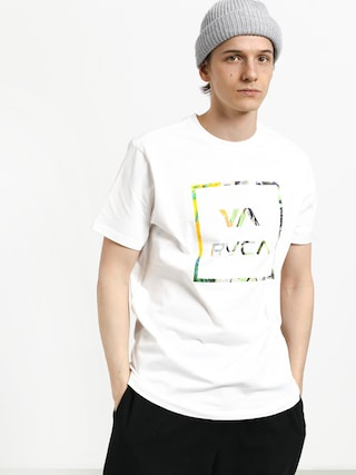 RVCA Fill All The Way T-shirt (white)
