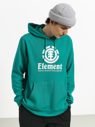 Element Vertical HD Hoodie (dynasty green)
