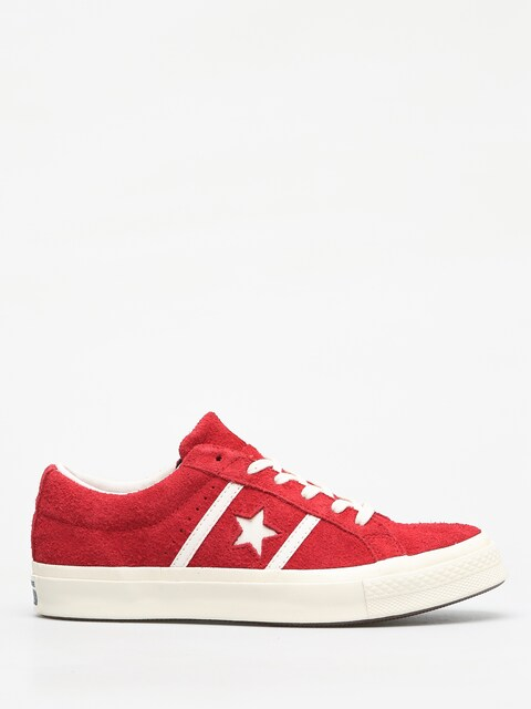 Converse One Star Academy Ox Chucks (enamel red/egret/egret)