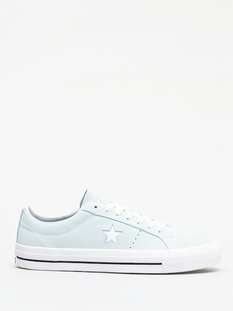 Converse One Star Pro Refinement Ox Shoes (blue/light blue)