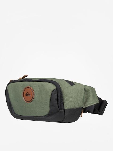 Quiksilver Jungler Bum bag (black/thyme)