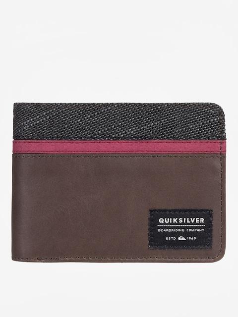 Quiksilver Reef Break Wallet (chocolate brown)