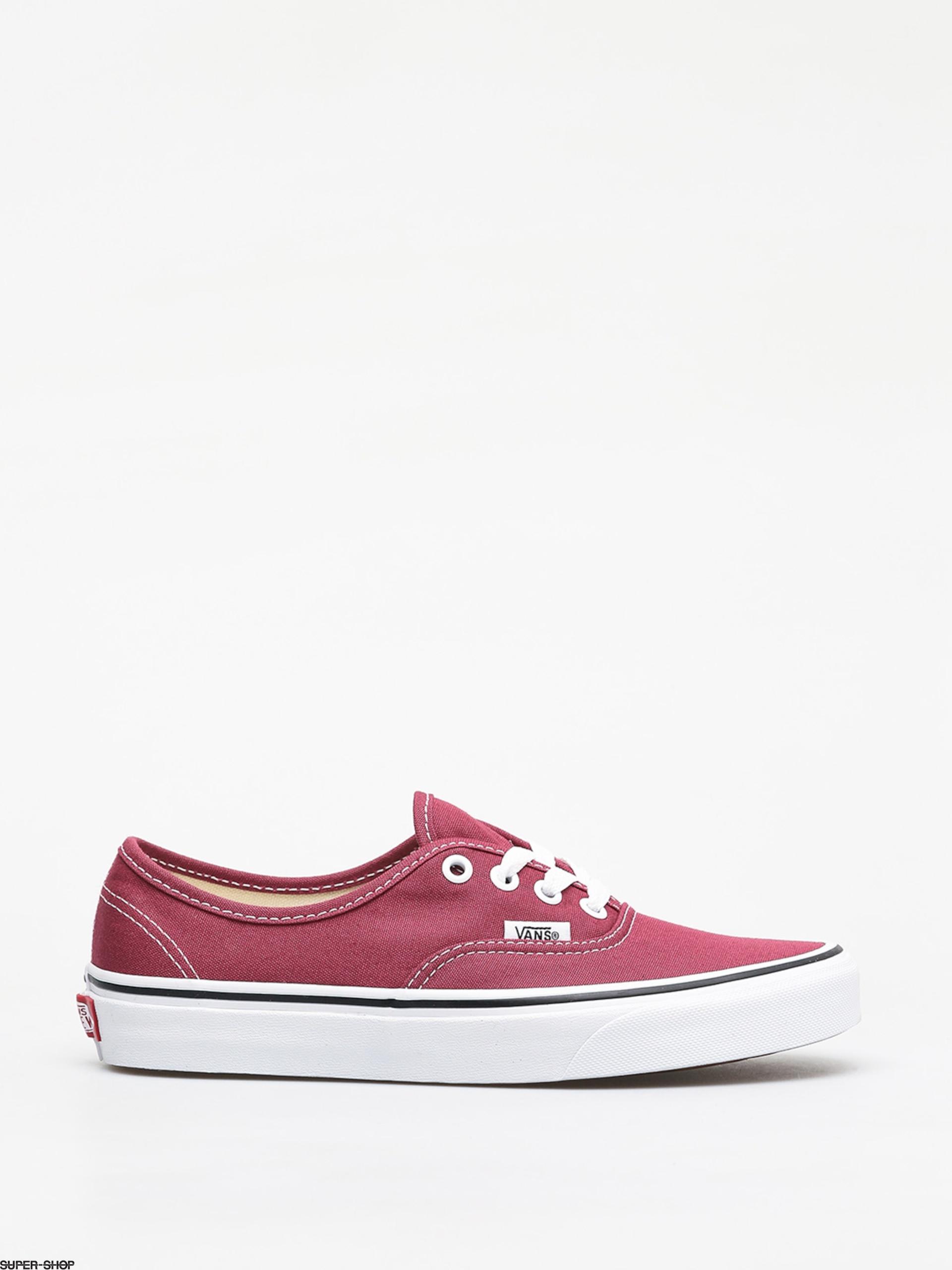 Vans Shoes Authentic (dry rose/true white)