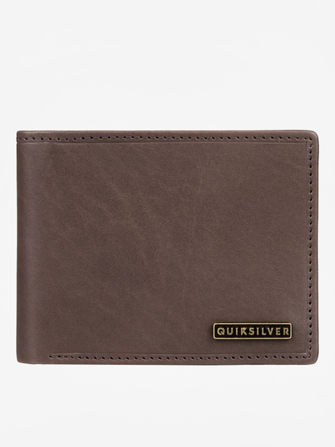 Quiksilver New Classical Plus III Wallet (chocolate brown)