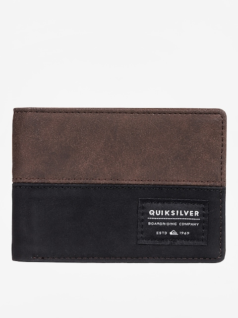 Quiksilver Nativecountry Wallet (chocolate brown)