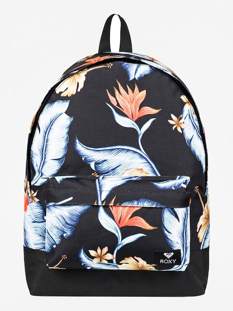 Roxy Sugar Baby Backpack Wmn (anthracite tropical)